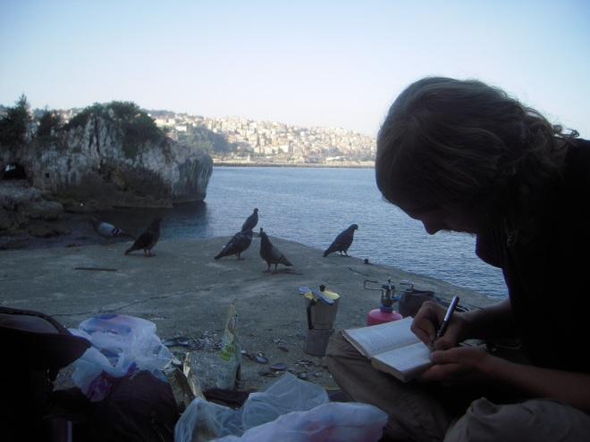 Schreiben in Zonguldak